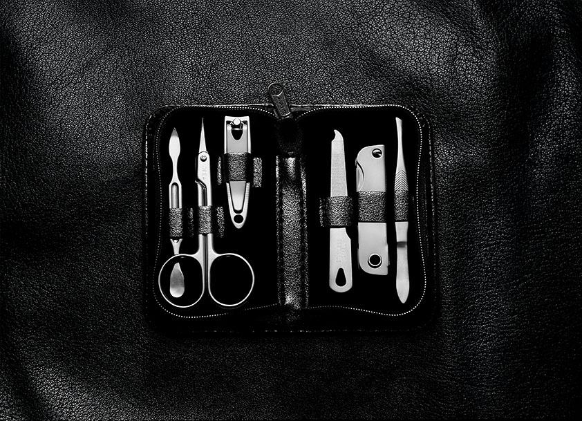 Ensemble d'outils cosmetiques