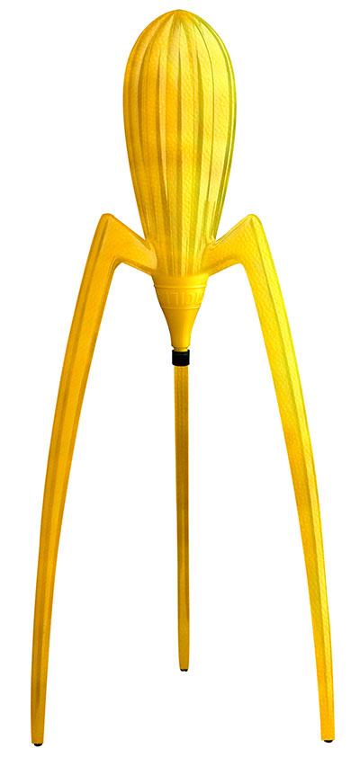 presse-citron peau jaune citron