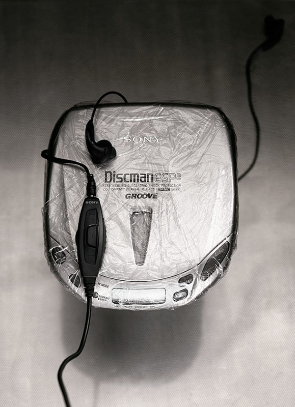 Lecteur CD Sony emballe